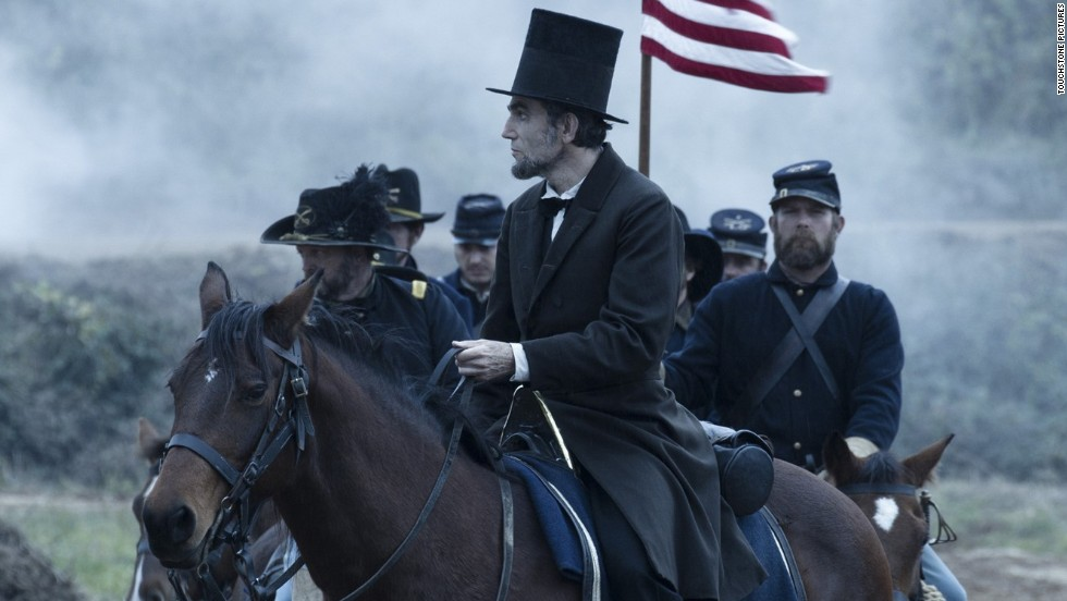 "Daniel Day-Lewis' win for best actor in a dramatic motion picture was an expected one, thanks to his Method performance in ""Lincoln."""