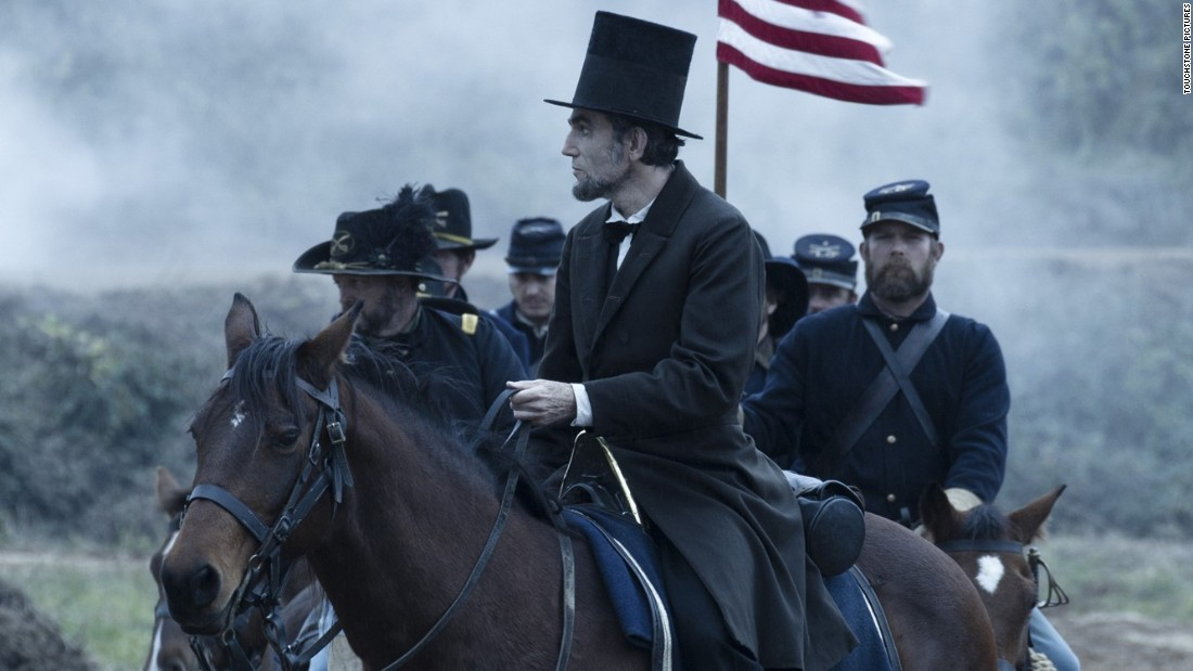 "Daniel Day-Lewis won the best actor Academy Award in 2013 for playing the 16th U.S. president in ""Lincoln,"" which also took home the production design Oscar. The Steven Spielberg-directed drama also stars British actor Jared Harris as Ulysses S. Grant. Check out a few of the other actors who've portrayed commanders in chief."