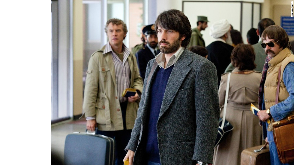 """While some pegged Steven Spielberg's """"Lincoln"""" as the drama to contend with in this category, Ben Affleck's """"Argo"""" picked up the win."""