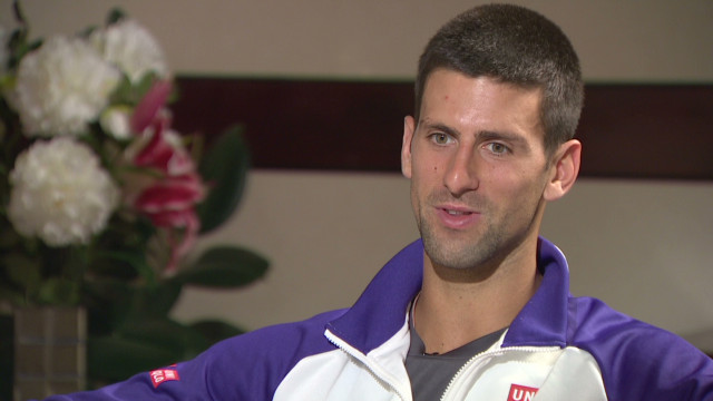 Djokovic: 'My dreams came true'
