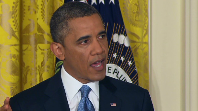 Obama: Debt showdown would harm economy