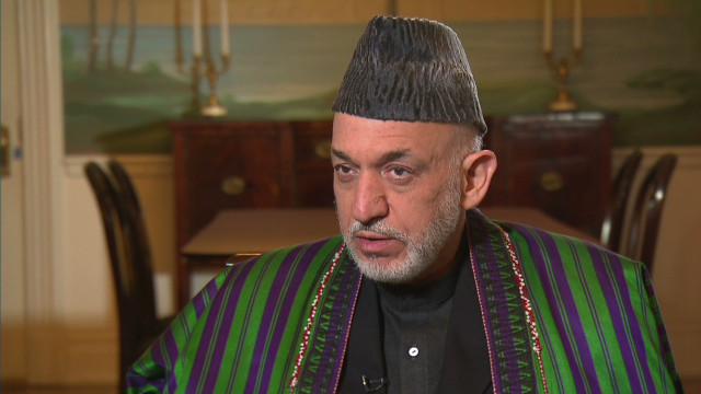 Part 1: Amanpour & Karzai