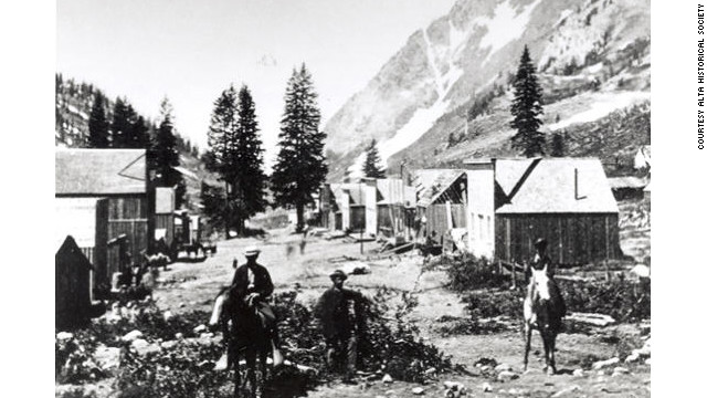 In Utah, check out a Fireside Chat organized by the Alta Historical Society.