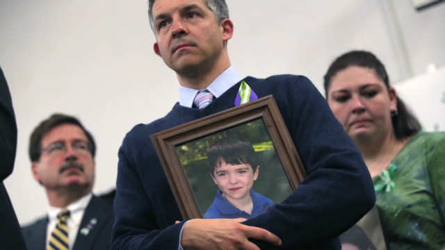 Sandy Hook parents talk about son's death