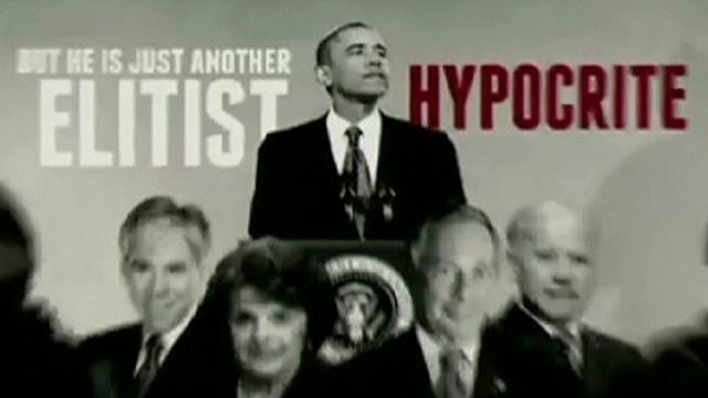 NRA ad criticizes President Obama
