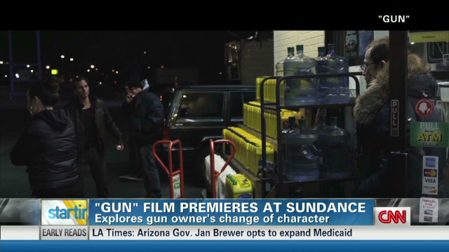 'Gun' to premiere at Sundance