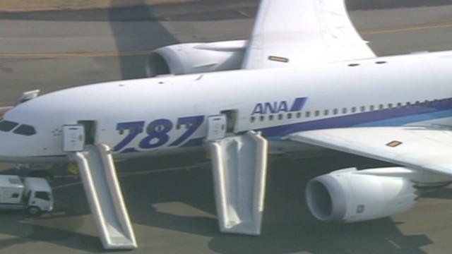 Japanese airlines ground Dreamliner jets