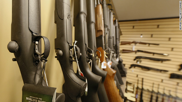 Las Vegas hosts world's largest gun show