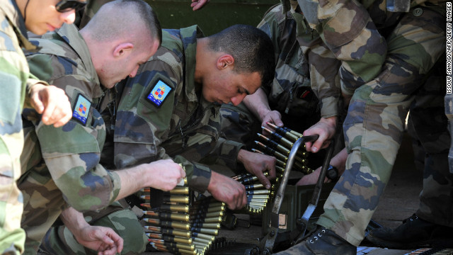 Ex-French PM concerned by troops in Mali