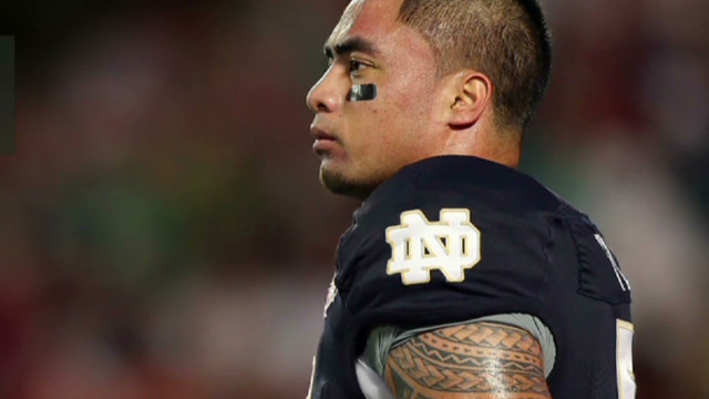 Manti Te'o: My girlfriend never existed