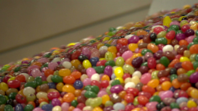 Ireland cashes in on jelly beans