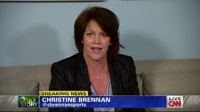 "Brennan, Lance: ""Gold medal for cheating"""