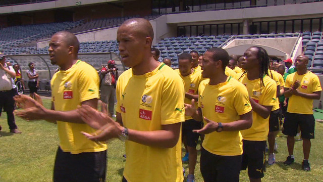 Africa gears up for football feast