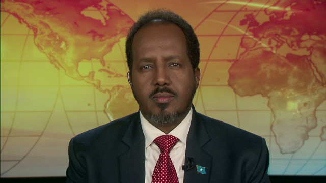 Somali president on protecting women