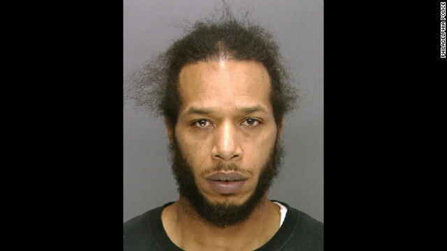 William Clark has been held by Philadelphia Police after allegedly attacking a woman in a subway station.