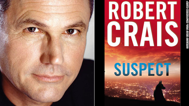 "Robert Crais has created a unique, endearing canine crime fighter named Maggie in his 19th novel, ""Suspect."""