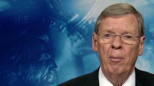 Isakson: Sequestration is a bad idea