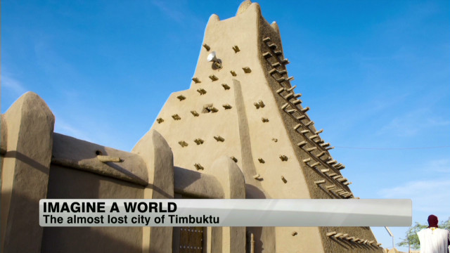 Timbuktu comes out of hiding