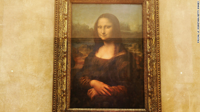 A second Mona Lisa?