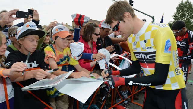 Cycling insiders say Tejay van Garderen, 24, may be the American to watch in this year's Tour de France.