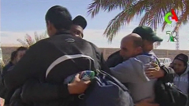 Number of hostages in Algeria unclear