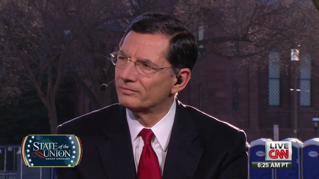 Barrasso: We want Obama to succeed