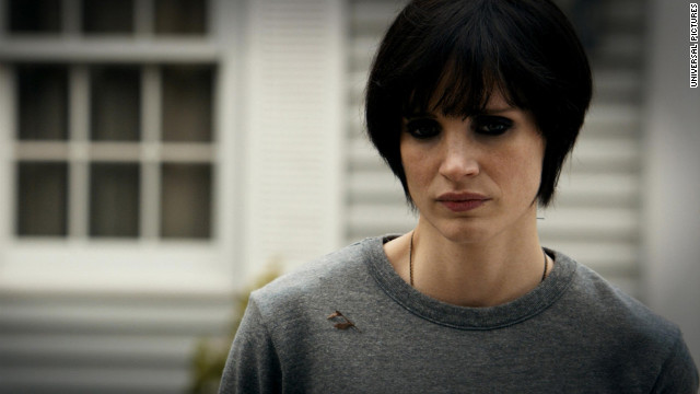 """Jessica Chastain stars as Annabel in """"Mama."""""""