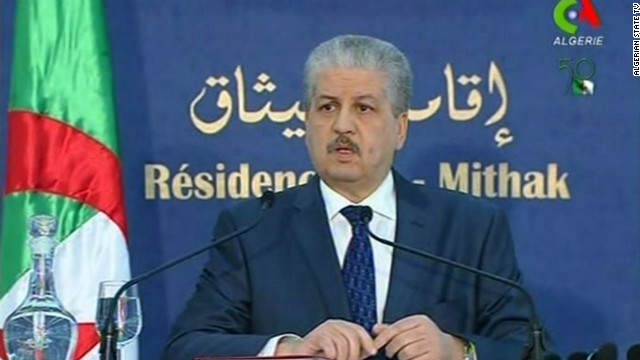 Algeria PM: Facility was booby-trapped
