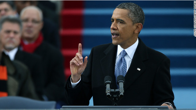 Obama calls for action on climate change