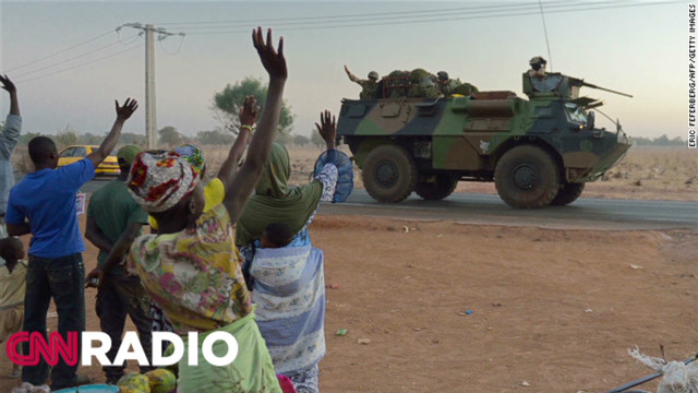 In Mali, echoes of Libyan intervention