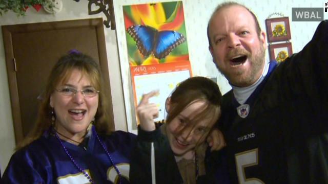 Ravens in Super Bowl = Wedding bells