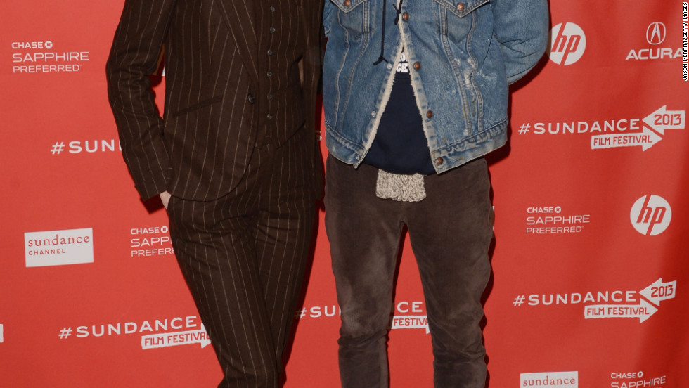 "Evan Rachel Wood and Shia LeBouf attend the premiere for ""The Necessary Death Of Charlie Countryman"" in Park City, Utah."