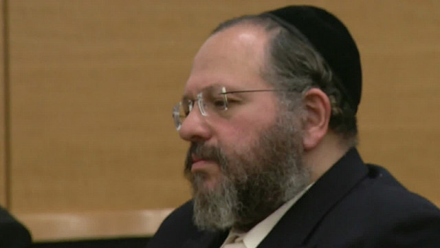 A judge sentenced Nechemya Weberman to 103 years in prison Tuesday for sexually abusing children.