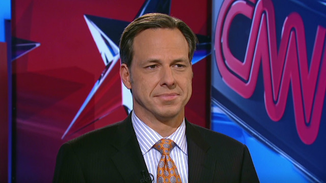 Jake Tapper talks Benghazi and his book