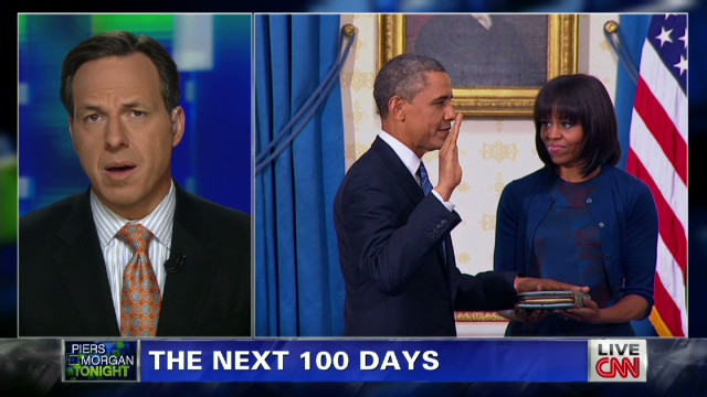 Jake Tapper on Obama's next 100 days