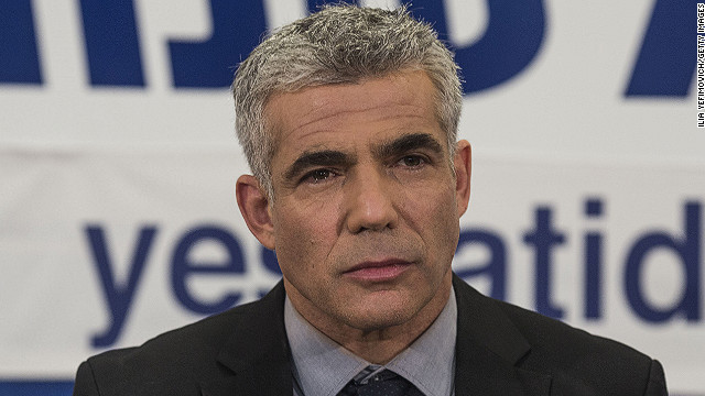 Yair Lapid:  Israel's new political star