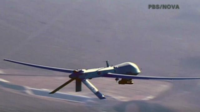Filmmaker: 'Nova: Rise of the Drones'