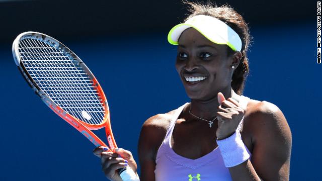 Tennis: Sloane Stephens stuns Serena