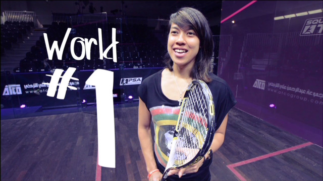 Human to Hero: Nicol David