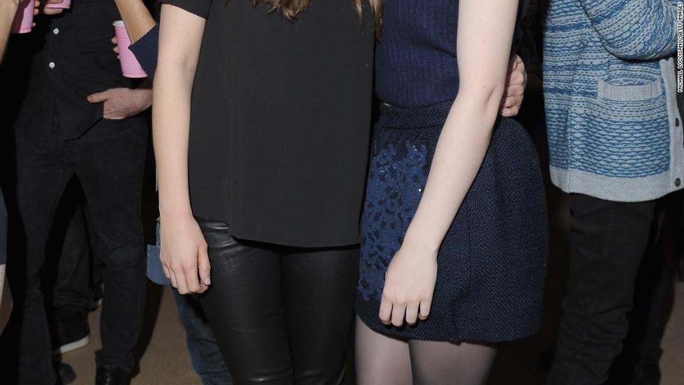 Elizabeth Olsen and Dakota Fanning attend events at Sundance in Park City, Utah.