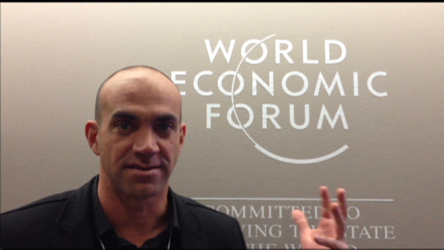 Loic Le Meur: Innovation at Davos