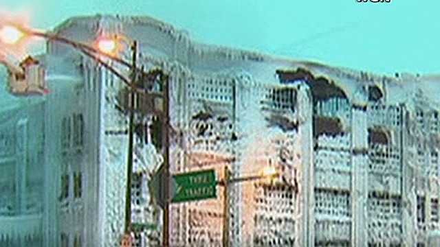 States suffer through freezing temperatures
