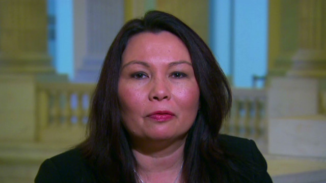 Duckworth: Women can defend as well as men
