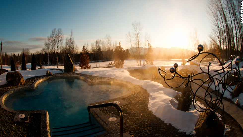 Specializing in thermotherapy, this spa is one of Canada's best -- and most affordable.