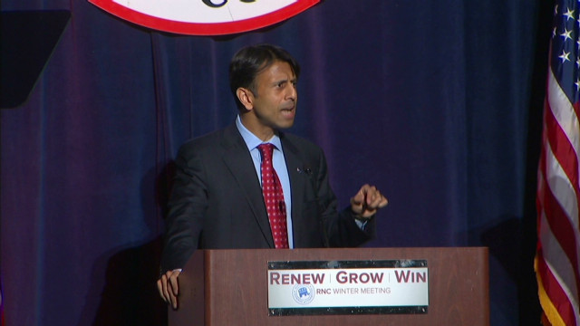 Jindal lays out GOP strategy
