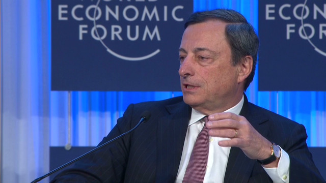 Draghi: Nations should share sovereignty
