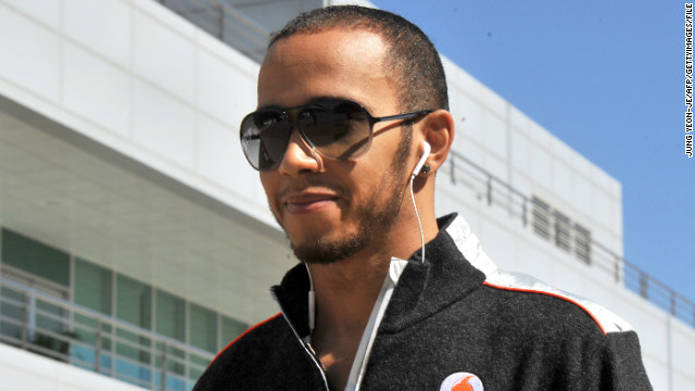 Lewis Hamilton took part in 110 grands prix for McLaren before agreeing to join Mercedes.
