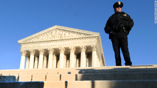 The Supreme Court's closing act