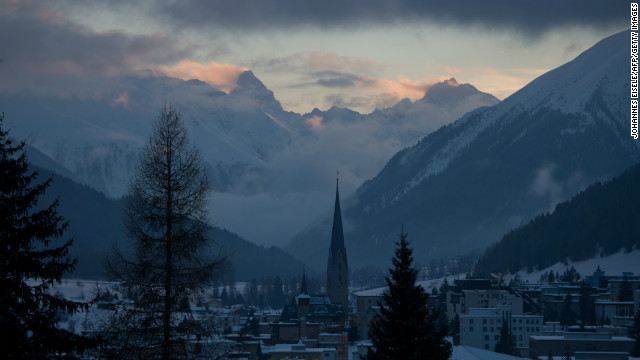 What's the value of Davos?
