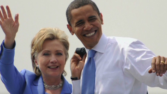 Obama-Clinton rift examined in book